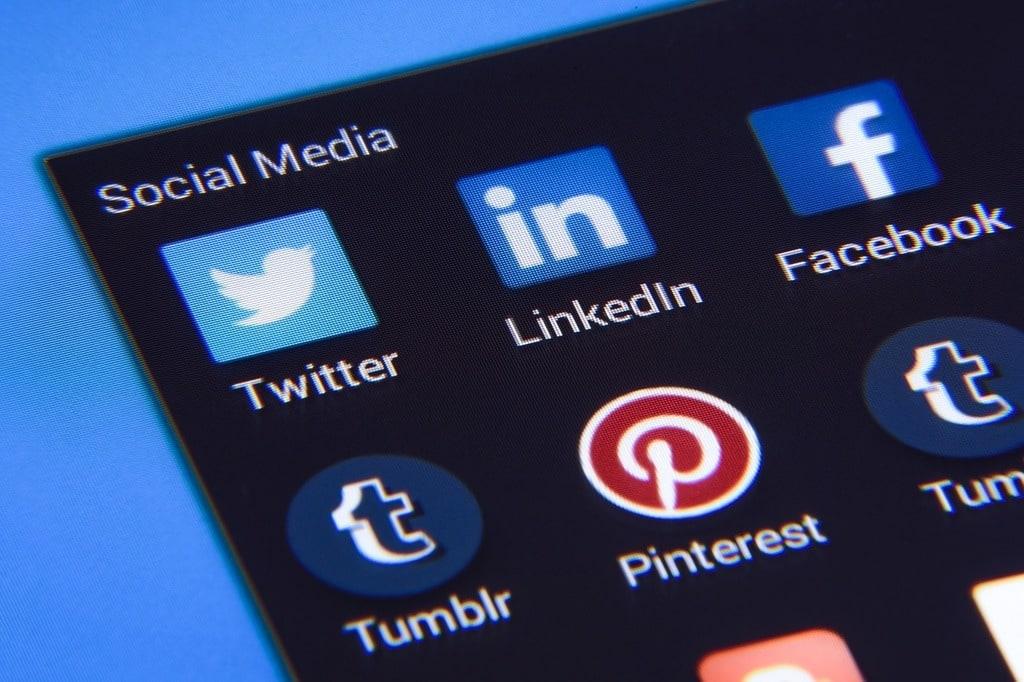 L'utilisation des réseaux sociaux sur son smatphone